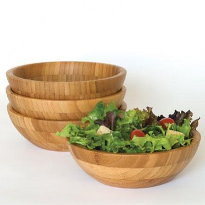 bamboo bowls set